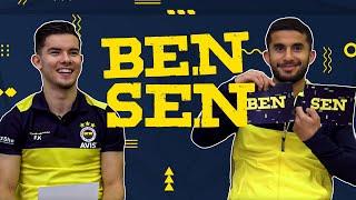 Kim Daha Şık Giyinir? (Ferdi Kadıoğlu - Murat Sağlam) #BenSen
