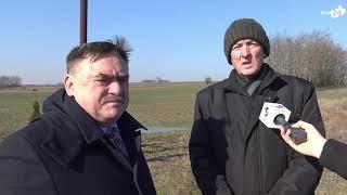 Protest przeciwko fermom drobiu w gminie Słupia Konecka