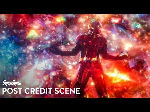 Ant-Man and the Wasp: Post-Credits Scenes...