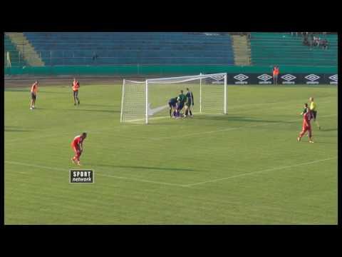 Super liga 2017/18, 3. kolo, Zemun - Radnički Niš 1:2