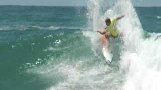 Taj Burrow Wins The Breaka Pro At Burleigh Heads - TransWorld SURF
