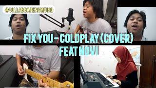 Fix You - Coldplay (cover) feat. Novi