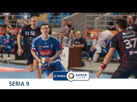 9. seria Superliga SANDRA SPA POGOŃ SZCZECIN / ORLEN WISŁA PŁOCK