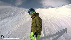 (4k) LAAX Ski Resort , Flims Laax Falera, Switzerland