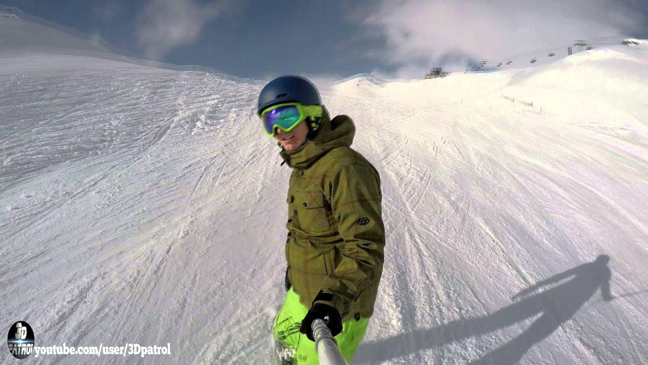 4k LAAX Ski Resort Flims Laax Falera Switzerland YouTube
