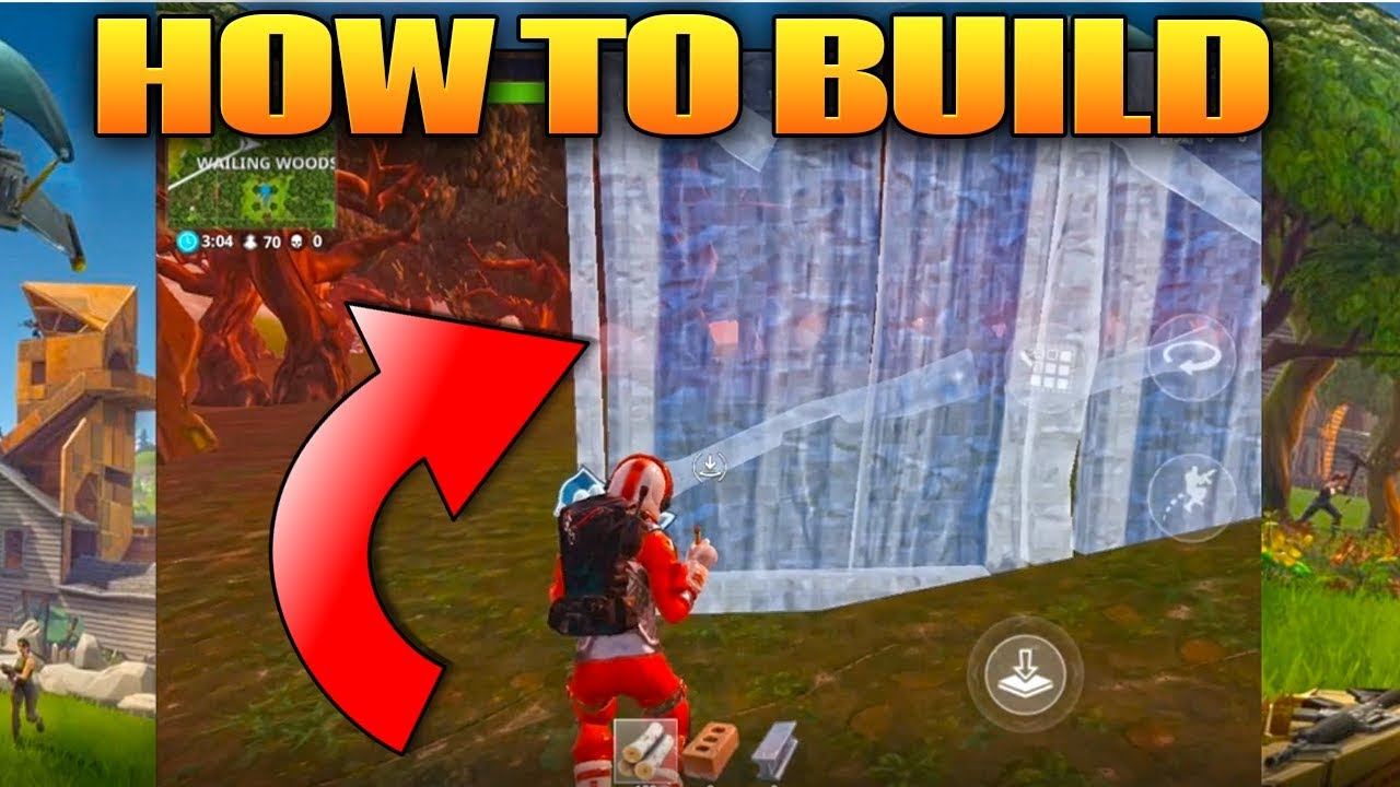 fortnite mobile how to build better beginner tips and tricks - how to make an account on fortnite mobile