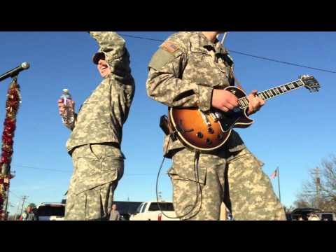 106th Army Band - Carol of the Bells