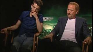 Video THE SORCERER'S APPRENTICE Interviews: Nicolas Cage, Jay Baruchel, Teresa Palmer & Toby Kebbell download MP3, 3GP, MP4, WEBM, AVI, FLV Juni 2017