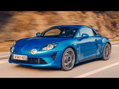 Alpine A110 vs Monte Carlo rally stage | Top Gear