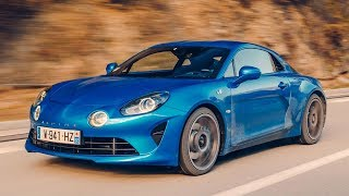 Alpine A110 vs Monte Carlo rally stage | Top Gear