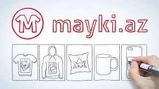 Mayki.Az - прикольные футболки, капюшонки, промо сувениры