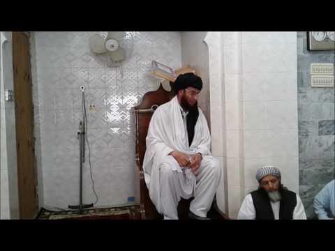 Qazi Fazl Ullah Nikkah (Engagement) Pashto Bayan In Saidu Sharif Swat Pakistan 4/15/2017