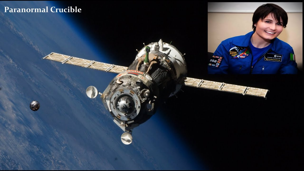 ahve astronauts seen ufos - photo #20