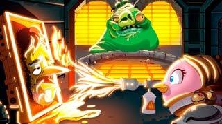 Angry Birds Star Wars Злые Птички прохождение игры Серия 15