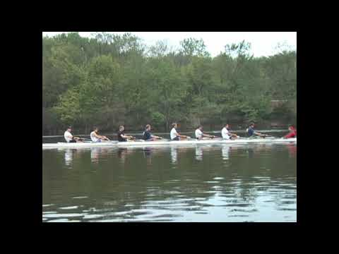 USA Rowing M8+ Training Steady State | May 6, 2004