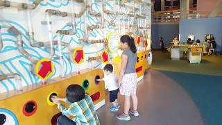 Trip to Science World - Downtown Vancouver with my kids