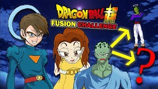 Dragon Ball Super Fusion CHALLENGE - 90% of you will likely FAIL