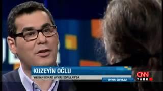 Volkan Konak, Enver Aysever'in sorularını yanıtladı   Aykırı Sorular 08 12 2012 Video