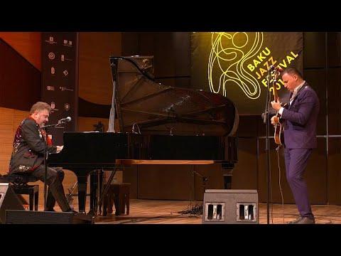 مهرجان باكو لموسيقى الجاز في أذربيجان  - 20:54-2018 / 10 / 22