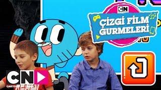 ÇİZGİ FİLM GURMELERİ | Gumball İle Sallan Oyunu İnceliyor | Cartoon Network Türkiye
