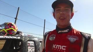 Jerett Brooks Racing - Estero Beach 2017