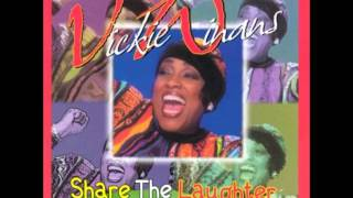 Vickie Winans - I Hear The Music In The Air (Intro)/Hallelujah Check