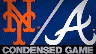 Condensed Game: NYM@ATL - 4/13/19