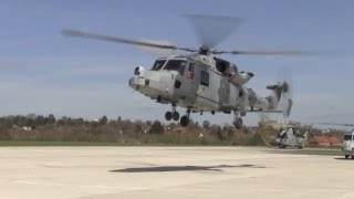 AW159 Wildcat Test Flight
