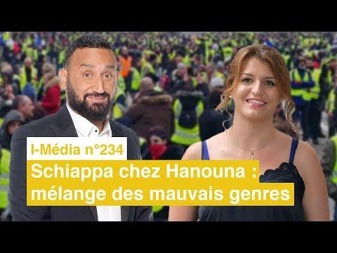 I-Média n°234 – Schiappa chez Hanouna : mélange des mauvais genres