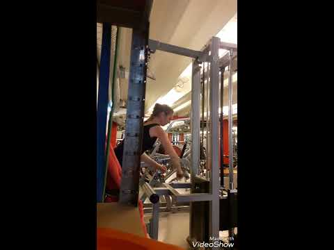 After Work Session at the gym! #Lifting #Yoga #Energy