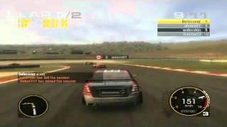 GRID PC - Gameplay (SAS Lacetti Apresentação)