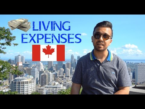 Living Expenses For International Students In Canada, Montreal Quebec