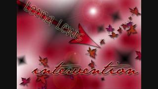 intervention - leona lewis.