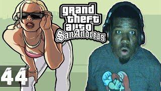 Grand Theft Auto San Andreas Gameplay Walkthrough PART 44 - Lets play GTA San Andreas