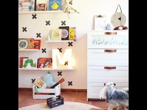 Habitaciones Infantiles Leroy Merlin.Como Decorar Un Dormitorio Infantil Con Estilo Nordico Proyectos