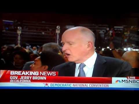 Chris Matthews Interviews Governor Jerry Brown