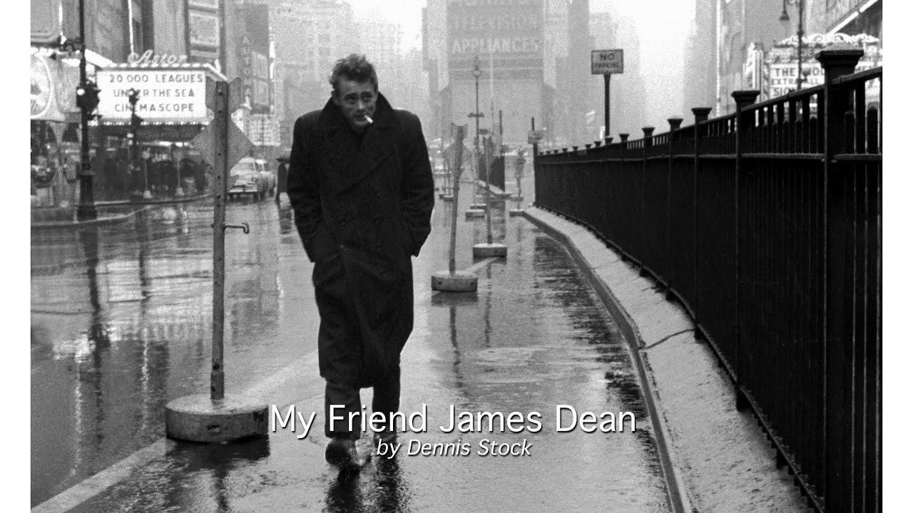 Célèbre Dennis Stock - My Friend James Dean - YouTube TO22
