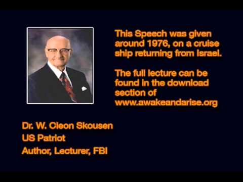 Dr W. Cleon Skousen: China's Betrayal by the US After WWII