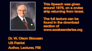 Dr W. Cleon Skousen: China