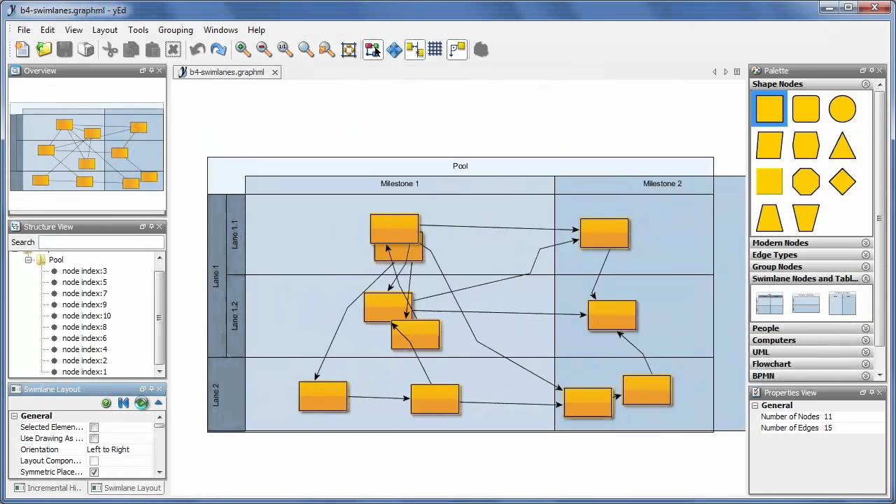 online er diagram drawing tool free [ 1280 x 720 Pixel ]