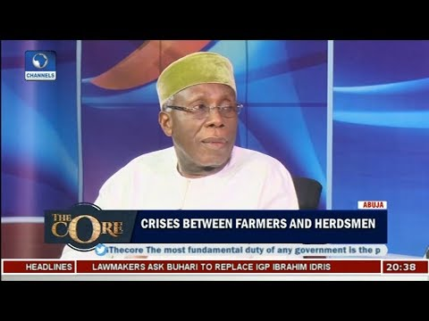 People Forget That The Herdsman Is Also A Farmer - Audu Ogbeh