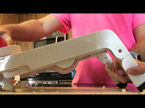 borner mandoline slicer instructions