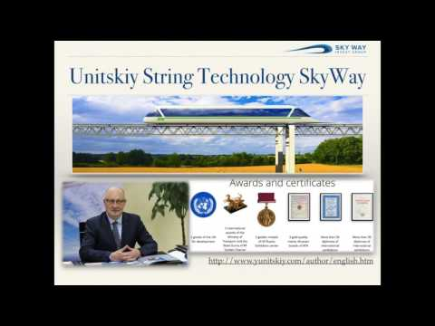 Introduction to the SkyWay Technology  Once in a lifetime opportunity (18.04.2017)