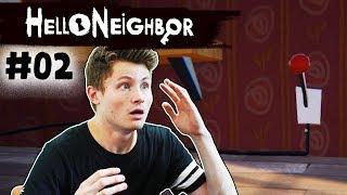 WIR KOMMEN INS OBERGESCHOSS| Hello Neighbor #02 | Spielkind Gaming