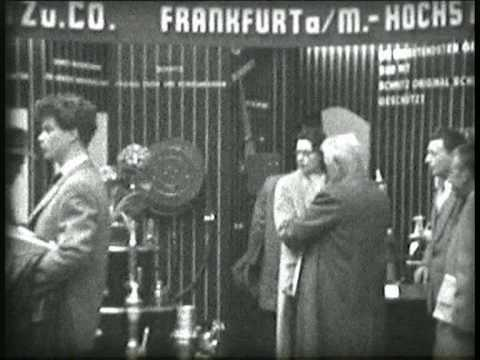 Hannover Messe 1957 (Normal8-Film)