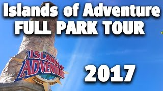 2017-full-park-tour-and-overview-4k-islands-of-adventure