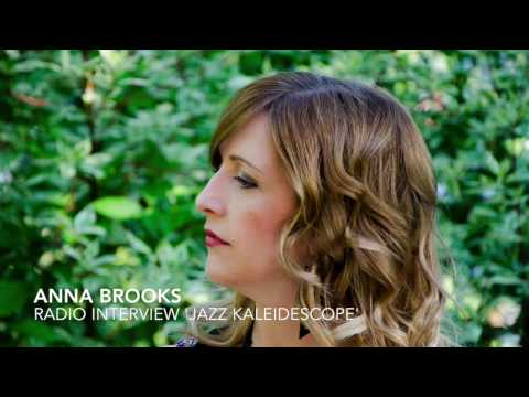 Anna Brooks (Saxophonist) Radio Interview