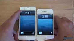 iPhone 5 vs. iPhone 4S