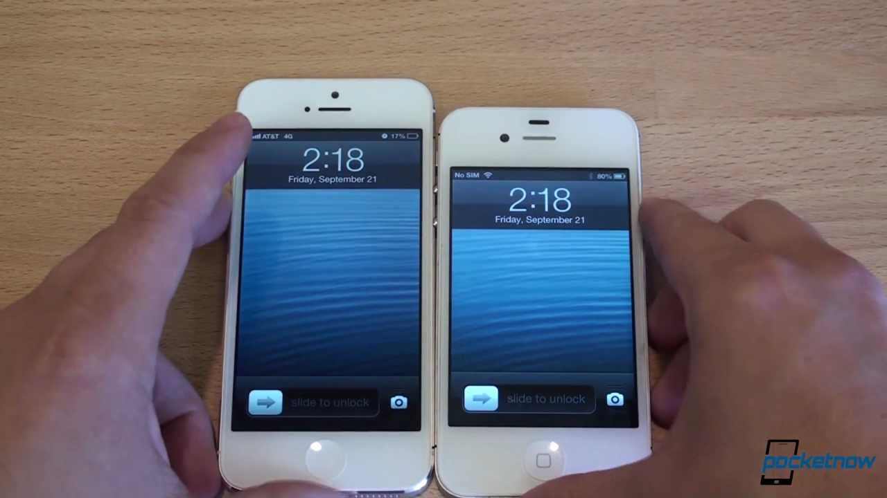 IPHONE 4S VS IPHONE 5C BAGUS MANA