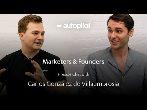 How to Network Effectively in Silicon Valley with Carlos González de Villaumbrosia